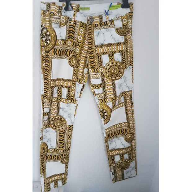 Man Trouser Versace
